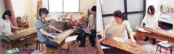 2nd Concertに向けて練習中!