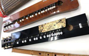 和の音交流館 箏、大正琴、尺八