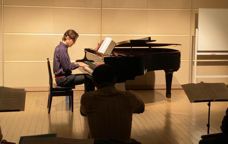 和楽器Jazz Workshop! 講師陣による模範演奏