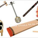 フリーで使える和楽器イラスト