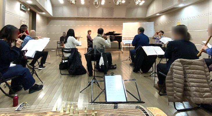 和楽器Jazz Workshop!