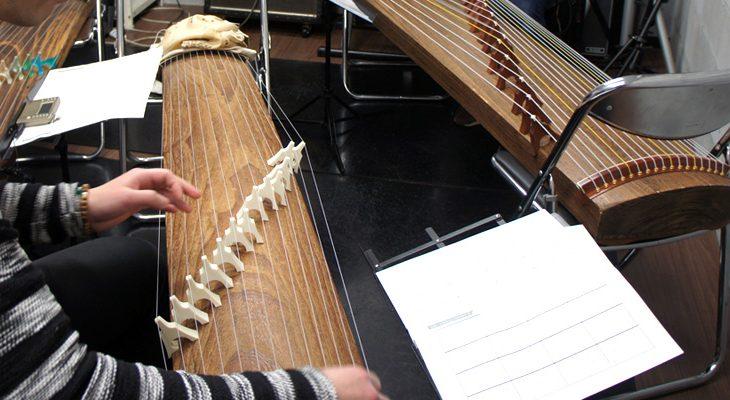 どこで楽器の練習をしている?