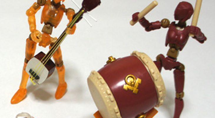 和太鼓のガチャをやってみた