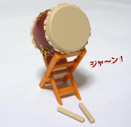 「カプセル素体 素ボディ&和太鼓」6回目